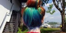 Vibrant Haircolor Obession