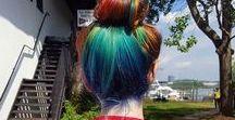 Vibrant Haircolor Obession