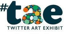 Twitter Art Exhibit - #tae / The Twitter Art Exhibit - International Art Exhibition benefiting local Charities world wide. http://www.twitterartexhibit.org