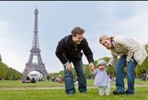 Traveling with kids / Tips for traveling with your youngsters.