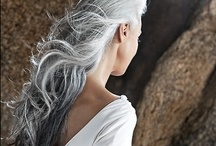Gray Hair Pins / by Shannon