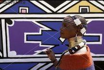 ndebele and tribe art