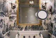 black & white / Klasyczne i eleganckie zestawienie czerni i bieli sprawdza się we wnętrzach nowoczesnych i stylowych. Aranżacje czerni i bieli wymagają wyczucia, dobrego smaku i determinacji ale efekt końcowy może przerosnąć najśmielsze oczekiwania.  Black & White ideas home decor