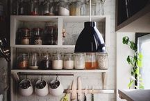 kuchnie / kitchens Kitchen ideas / Kuchenne inspiracje. Ciekawe aranżacje wnętrz. Kitchens ideas
