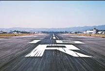 Runway 16R / by Van Nuys Airport (VNY)