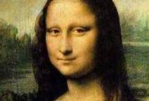 Een bijzondere schildertechniek / Waarom is de Mona Lisa zo beroemd geworden?