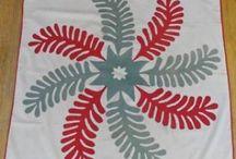 Appliqué and patchwork / Appliqué and patchwork designs / by Yvonne Winkley