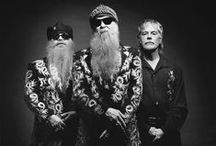 ZZ Top / ZZ Top will be at the Adler Theatre on Oct. 12, 2014.