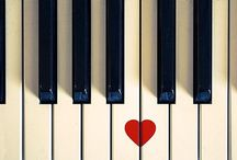 Piano / Piano instruments & Music / by Glenda Sexton