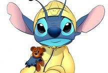 Stitch As ....! / Stitch as other characters