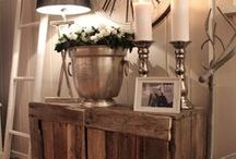 Home Decor Style / Ideas and inspiration for the home