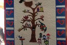Birdie tree / Ladies golf locker room birdee tree