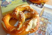 I love Bretzel ! / Voici une sélection made in Rock The Bretzel des recettes à base de... bretzel ! Toutes les plus belles créations culinaires bretzeliennes finissent ici !