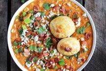 A la soupe ! / Idées recette de soupe chaude ou froide !
