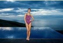 X-eau swimmers / Swimming, colourful swimwear.