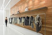 Retail and commercial space inspiration. / Commercial and retail space inspiration.
