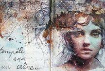 Moleskines, Sketchbooks and Journals