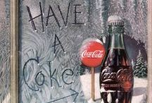 Drink a COKE at Christmas!