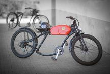 Bike Dreams / Electric Bikes - Cool ones I want to own and ride.