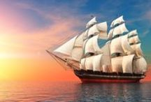 Парусники / Корабли, парусные суда фото