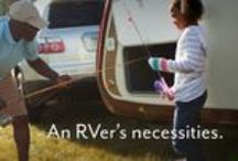 Handy RV Tips / Great tips on repairs, storing the RV, maintenance and more.