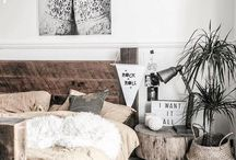 Bedrooms / A pin board collection of inspiring Bedrooms we like!
