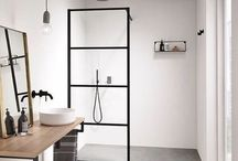 Bathrooms & Outdoor Showers / A pin board collection of inspiring Bathrooms & Outdoor Showers we like!