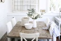 Dining Areas & Kitchens / A pin board collection of inspiring Dining Areas & Kitchens we like!