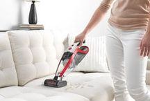 Hoover PowerVac Pet 18 Volt Cordless Hand Vacuum / The Hoover PowerVac Pet 18-Volt Cordless Hand Vacuum is the perfect cleaning solution for quick pickups around the house. / by Hoover