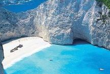 Wanderlust | Greece / For when we go to Greece!