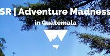 Adventure Travel in Guatemala / Photos and articles about traveling in Guatemala.