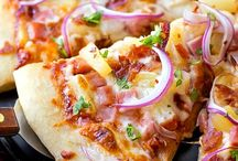 Pizza / Pizza fixes everything!