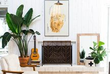 Mid Century Modern / A nod to home decor of the past, stylish mid century modern finds!