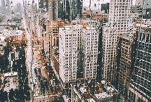 Urban / Big cities, lots of traffic