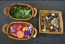 Kindy - Reggio Emelia Inspired / At the heart of the Reggio philosophy is the belief that children are full of curiosity and creativity; they are not empty memory banks waiting to be filled with facts, figures and dates.
