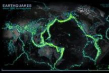 Earthquakes, Volcano's etc. / by Don Fulda