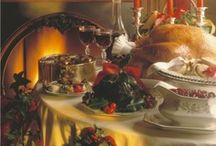 Christmas and Thanksgiving Dinner / by Brittany Morgan Cobb