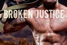 Broken Justice / Cameron and Lacey