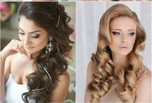 Hairstyles / by Sandra Rivera