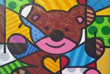 Britto love❤ / by Pily Barrientos