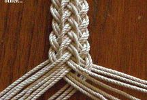 Macrame / Knots, knots everywhere