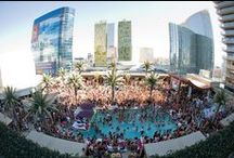 Marquee Dayclub at The Cosmopolitan of Las Vegas / Marquee Dayclub at The Cosmopolitan of Las Vegas spans 22,000 square-feet of the expansive multi-level Marquee Nightclub & Dayclub entertainment complex and boasts two pools, several bars and a gaming area. Programming throughout the season is highlighted by Marquee Nightclub & Dayclub resident DJs encompassing the world's premier electronic music talent.