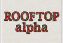 DBD Alphabets / Alphas