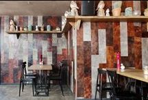 BAR&BISTRO - INTERIOR / This is how we look like! This is who we are! This is the Manzo touch!