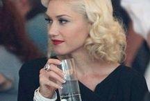Gwen Stefani caught stylish.