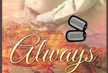 ALWAYS a Family Justice Novel / Romantica, Justice Brothers