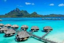 Tropical Islands / Tropical islands can be the answer for a tired body and mind!