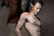 Benedict Cumberbatch and Sherlock