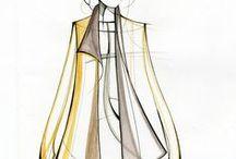 fashion illustration - Louise Bennetts