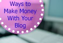 $$$ Monetize Your Blog / Tips and tricks for making money from your blogging and/or monetizing your business using a blog.
